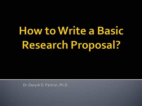 Writing Thesis and Dissertation Proposals - antiochedu